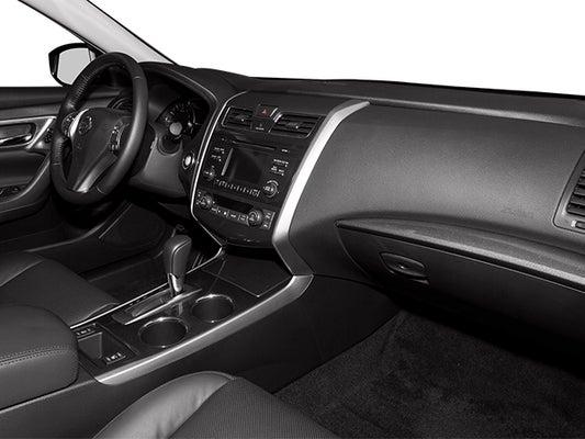 Black Nissan Altima >> 2014 Nissan Altima 2 5 Sl