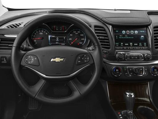 2017 Chevrolet Impala Lt In Huntington Wv Moses Honda
