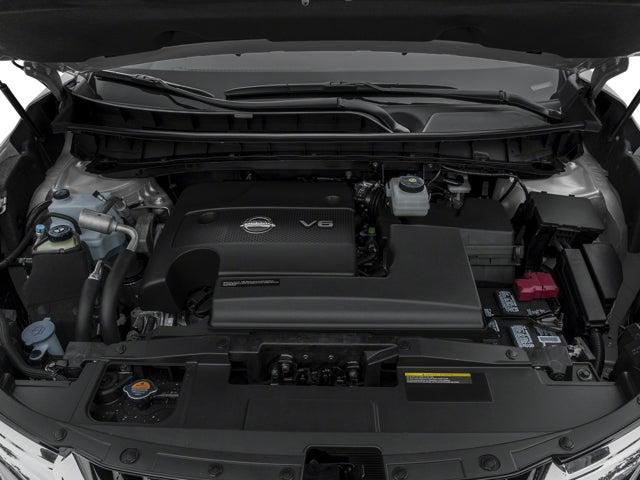 2017 Nissan Murano Sv In Huntington Wv Moses Honda