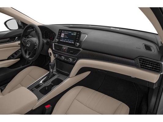 Honda Accord Sedan >> 2019 Honda Accord Sedan Ex L 2 0t