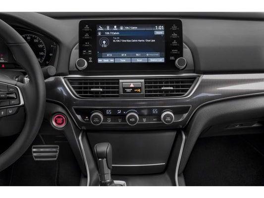 2019 Honda Accord >> 2019 Honda Accord Sedan Sport 1 5t
