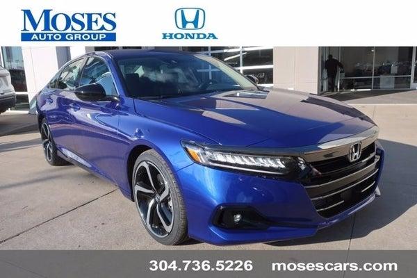 2021 Honda Accord Sport Special Edition Huntington Wv Barboursville Kenova Lavalette West Virginia 1hgcv1f42ma014496